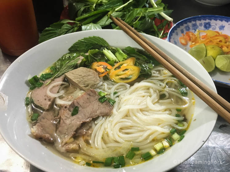 Must try vietnamese food, Skyline at Sunset, Ho Chi Minh travel guide