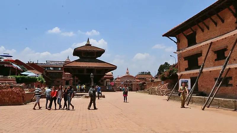 Bhaktapur Dattatreya Square