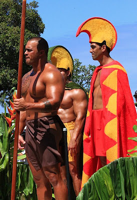 Kamehameha Floral Parade