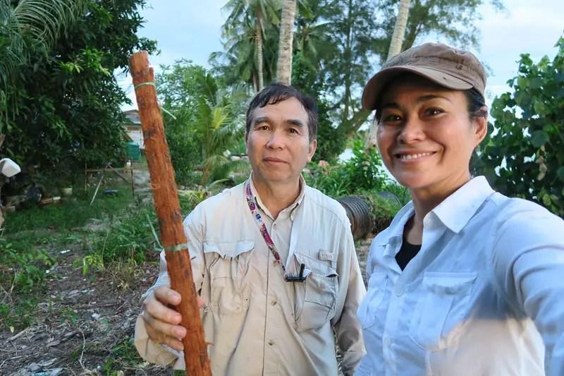 Borneo Wetlands tour, what to do in kuching, kuching sarawak, borneo jungle trek