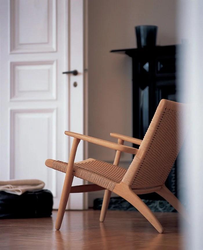aeron chair canada captains abs carl hansen & son ch25 easy - gr shop