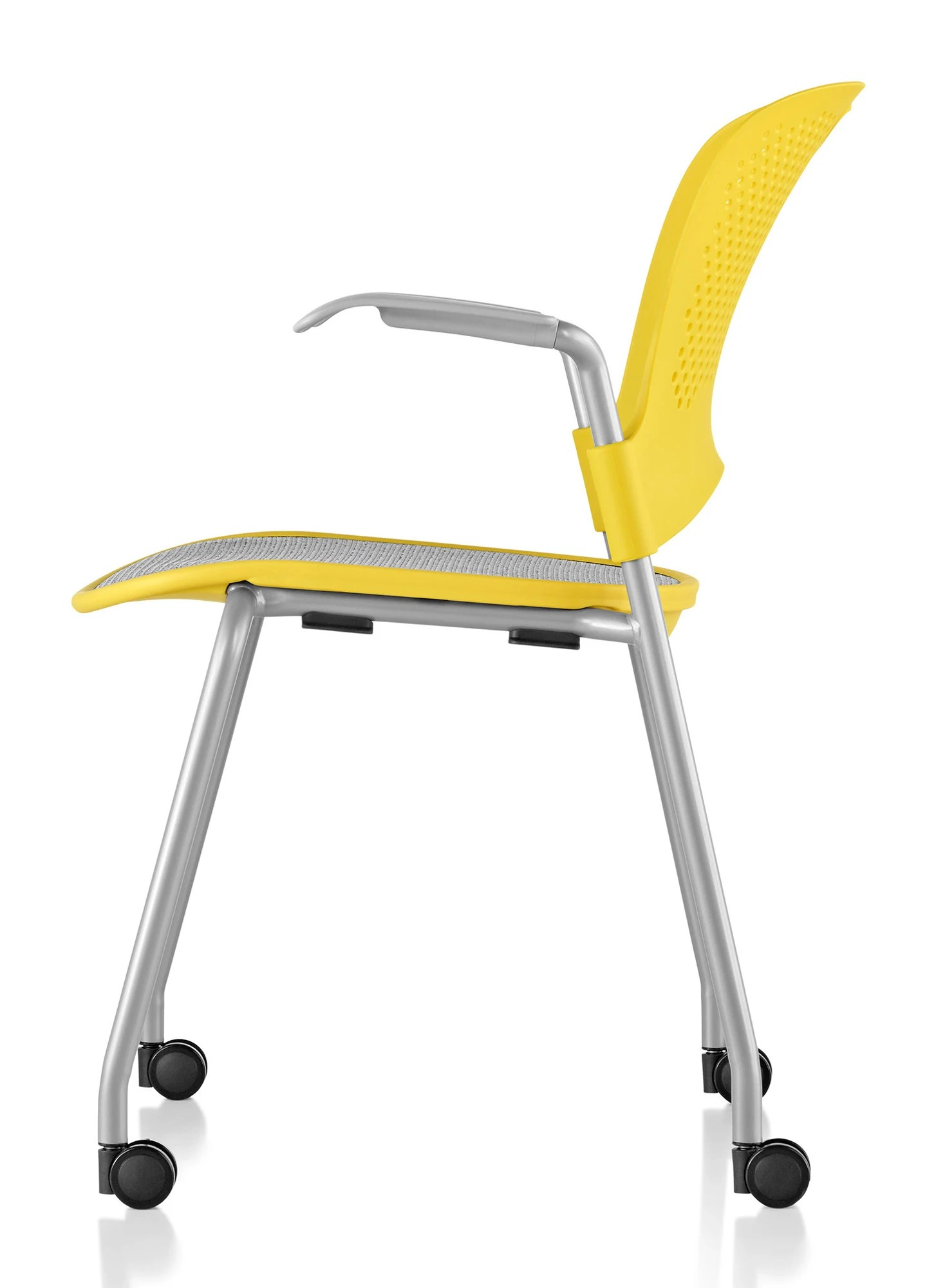 Caper Chair Herman Miller Caper Chair Stacking With Flexnet Gr