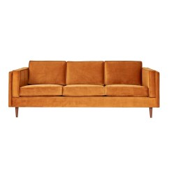 Gus Sectional Sleeper Sofa Milano White Leather Corner Modern Adelaide Gr Shop Canada