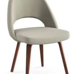 Aeron Chair Accessories Girls Bedroom Chairs Knoll Eero Saarinen - Executive Armless (wood Legs And Glides) Gr Shop Canada