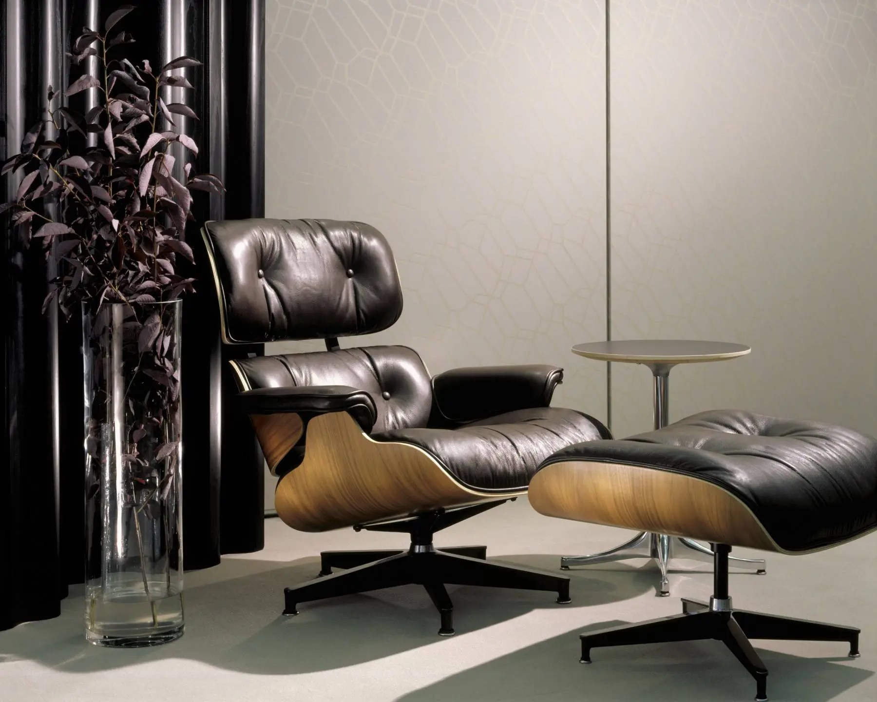 Lounge Chair With Ottoman Herman Miller Eames Lounge Chair And Ottoman Gr Shop Canada