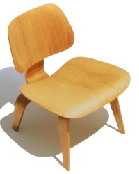 Herman Miller Eames Molded Plywood Lounge Chair - Wood ...
