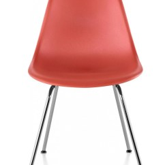 Plastic Molded Chairs Dual Camping Herman Miller Eames Side Chair Gr Shop