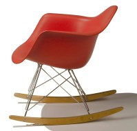 Herman Miller Eames Molded Plastic Armchair Rocker Base ...