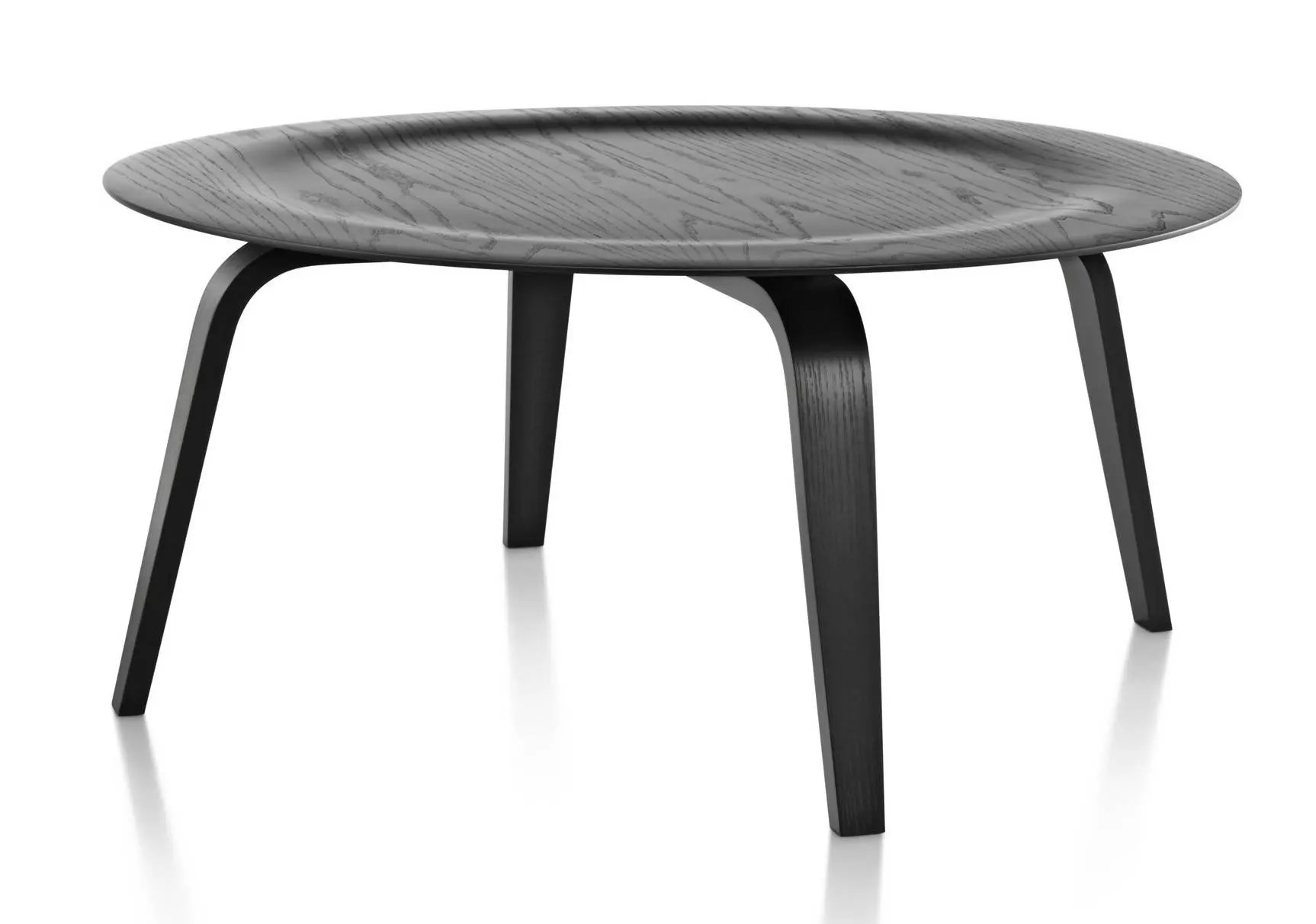 Herman Miller Eames Molded Plywood Coffee Table Wood Base