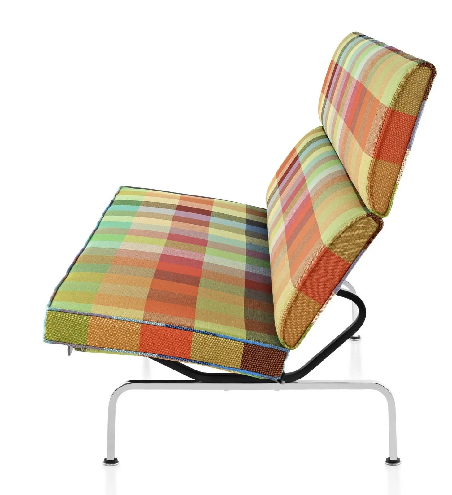 eames sofa compact knockoff hudson side lounge seating