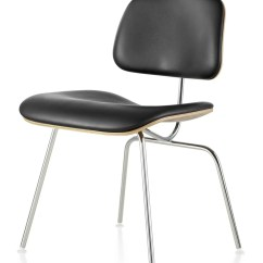 Eames Dining Chair Zero Gravity Pool Lounge Herman Miller Molded Plywood Upholstered
