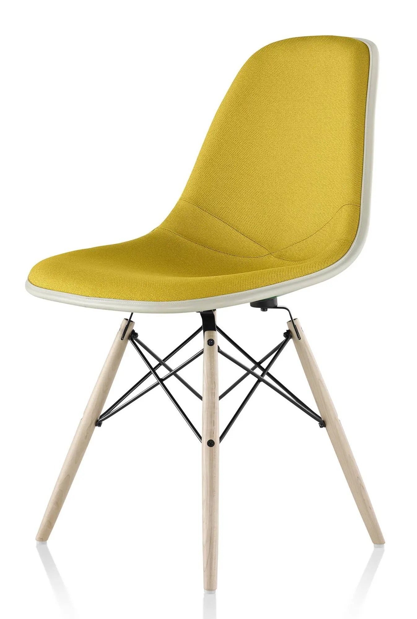 Herman Miller Eames Chairs Herman Miller Eames Molded Fiberglass Side Chair
