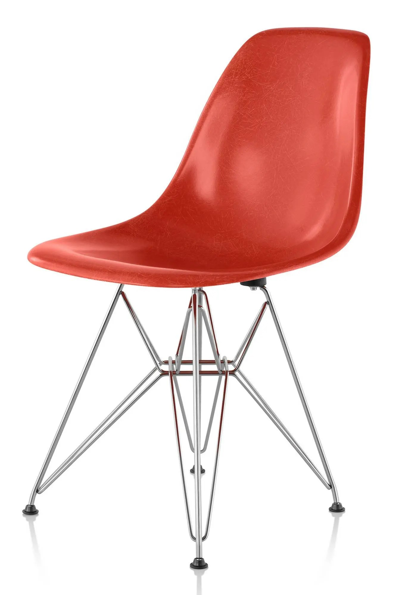 Herman Miller Eames Molded Fiberglass Side Chair  GR