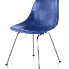 Eames Molded Side Chair Helicopter Accessories Herman Miller Fiberglass Gr