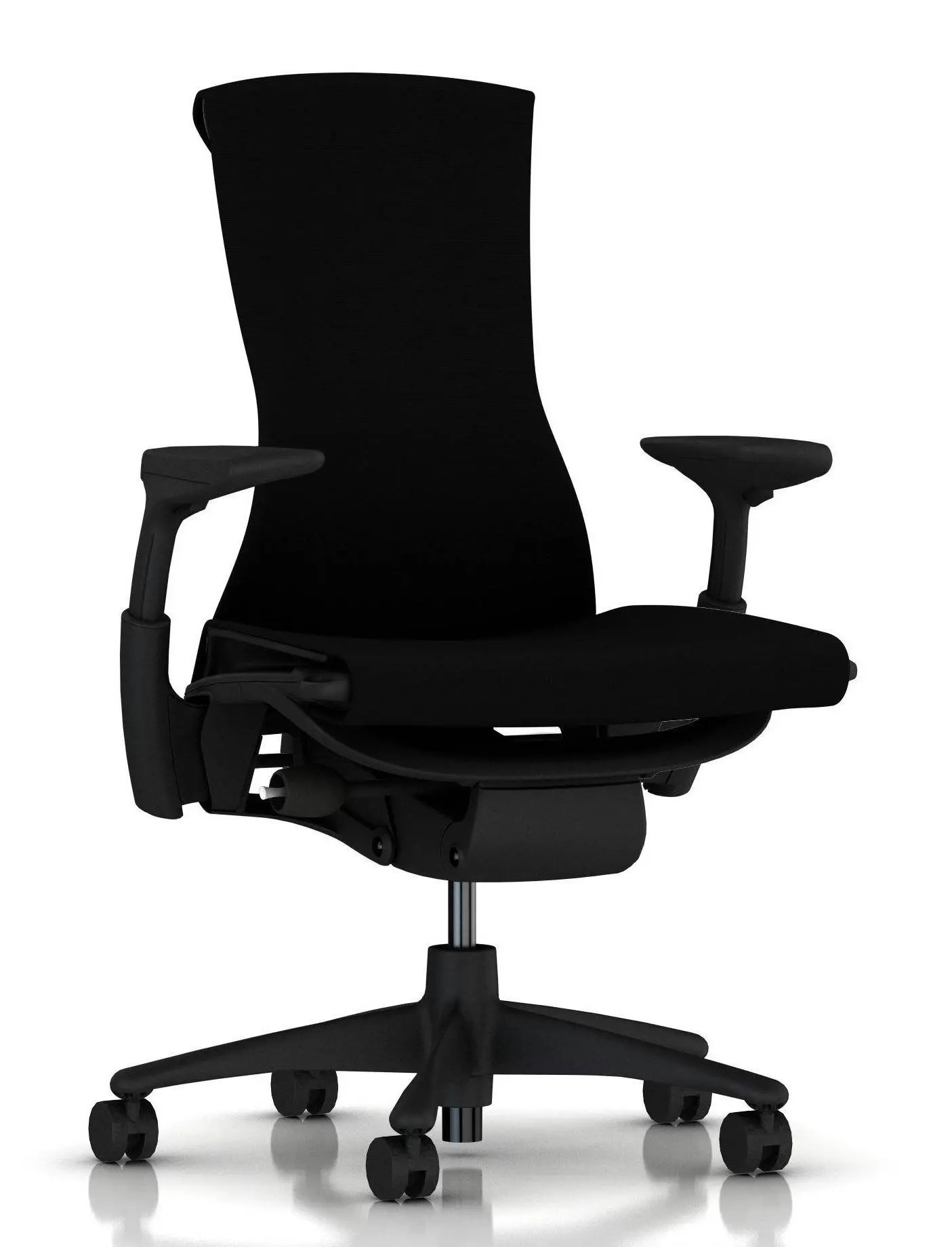 embody chair by herman miller revolving dimensions standard gr shop canada