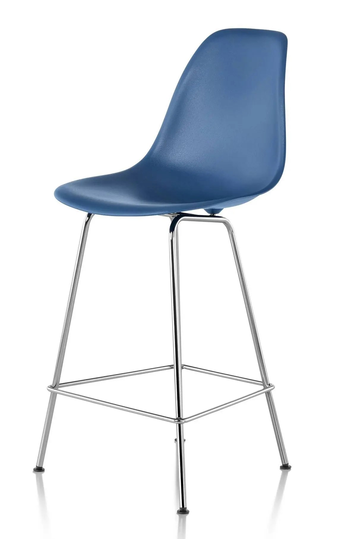 herman miller used office chairs chair ergonomic eames® molded plastic stool - gr shop canada