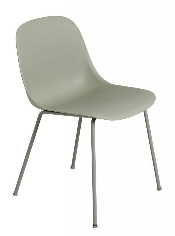 Muuto Tube Base Fiber Side Chair  GR Shop Canada
