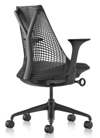 Herman Miller Sayl Chair Basic - Black - GR Shop Canada