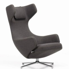Vitra Lounge Chair Plastic Stool Lazada Grand Repos Gr Shop Canada