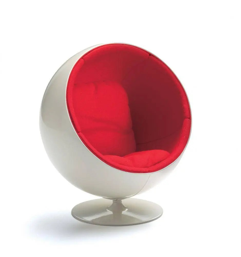 Vitra Miniatures Ball Chair  GR Shop Canada