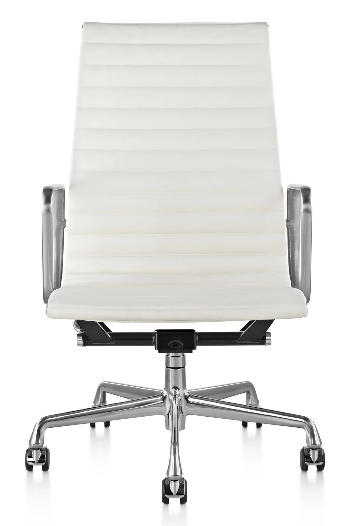 eames aluminum chair sun chaise lounge chairs herman miller group executive