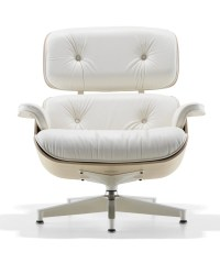 Eames Lounge Chair White | www.imgkid.com - The Image Kid ...