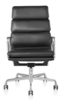 Herman Miller Eames Soft Pad Chair - Executive Chair - GR ...