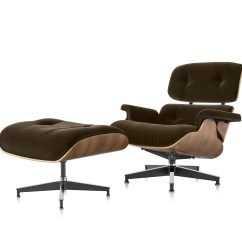 Eames Chair Canada Childrens Upholstered Chairs Uk Herman Miller Lounge And Ottoman In Mohair