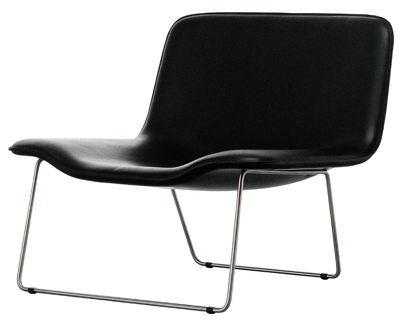 Spring Chair Cappellini Spring Lounge Chair