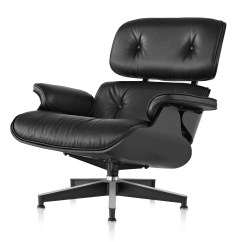 Eames Chair Canada Foldable Lounge Indoor Herman Miller Ebony Gr Shop