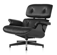 Herman Miller Eames Lounge Chair Ebony - GR Shop Canada