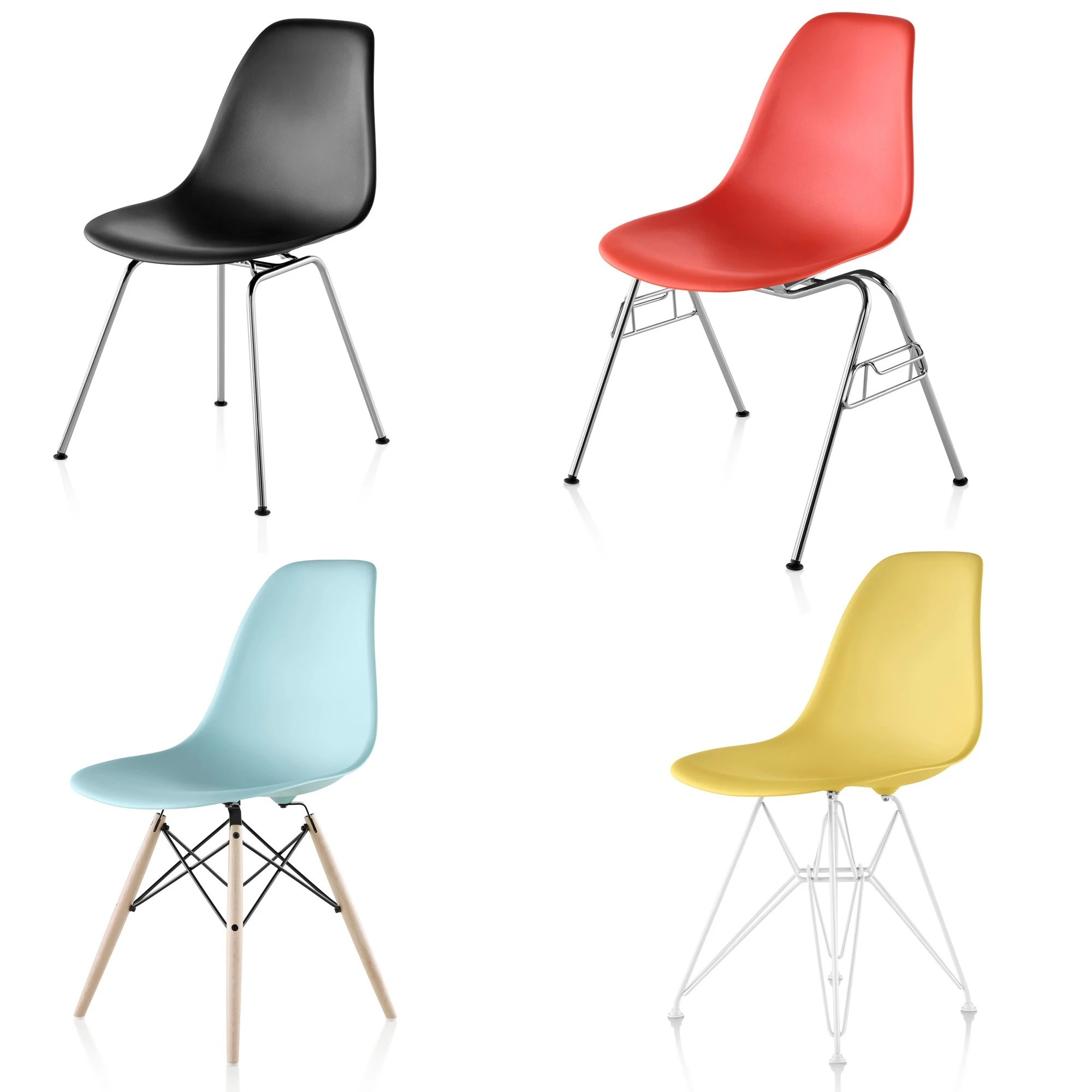 eames molded side chair luxury dining chairs australia herman miller plastic main jpg