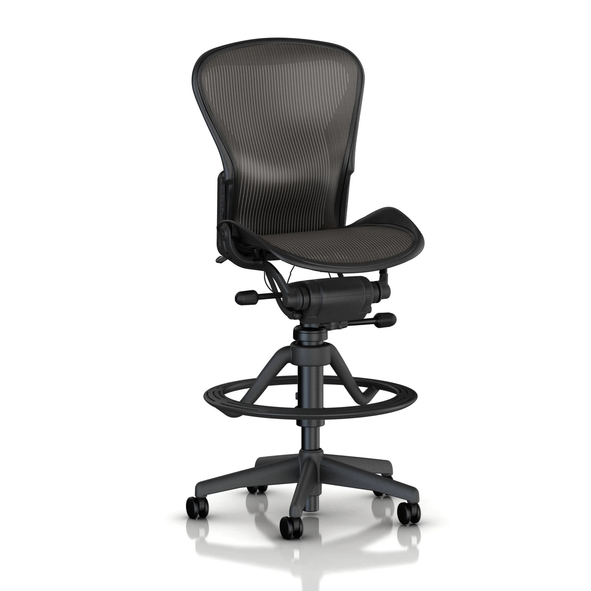 aeron chair canada recliner rocking herman miller stool build your own