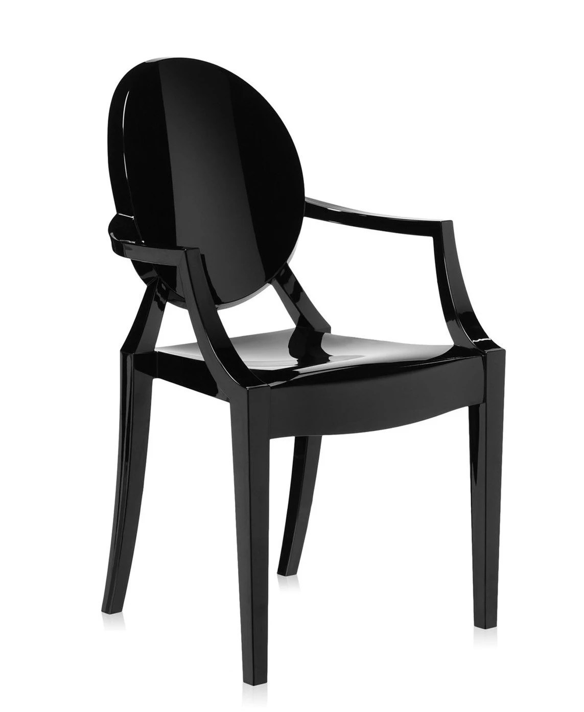 Famous Chair Kartell Lou Lou Ghost Chair Priced Each Sold In Sets Of 4