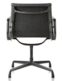 Herman Miller Eames Aluminum Group - Side Chair Outdoor