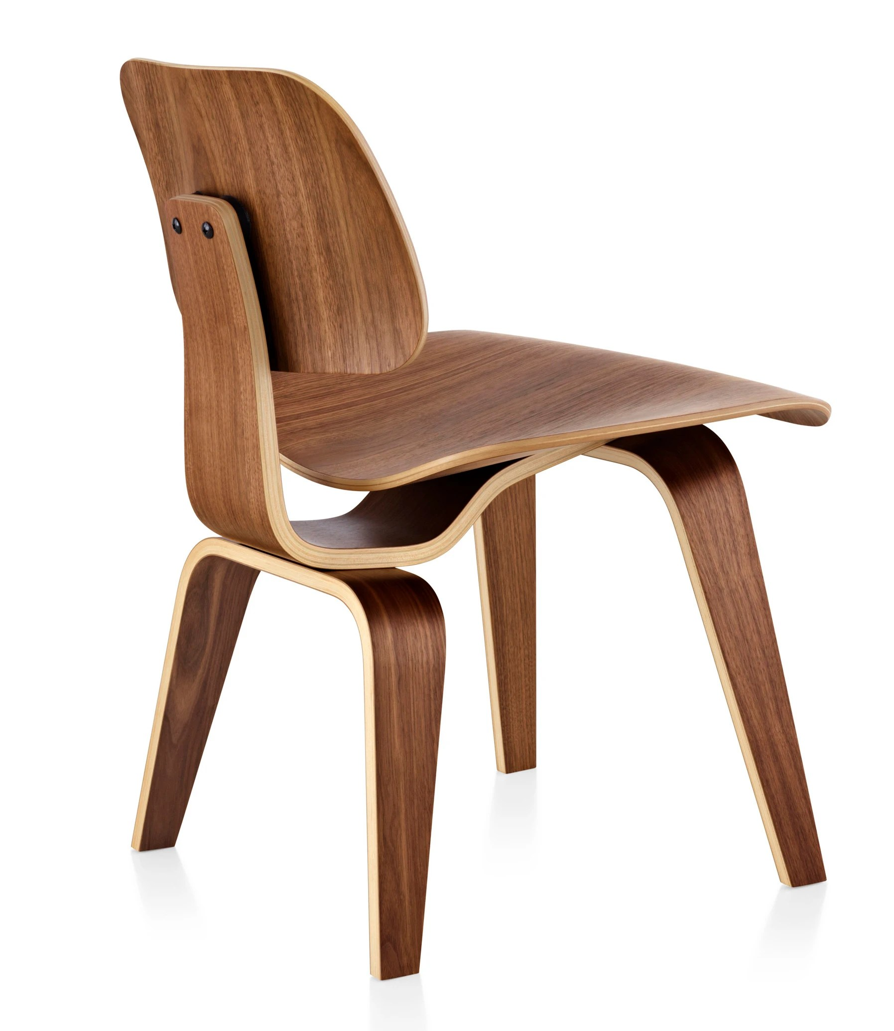 eames chair canada remy side herman miller molded plywood dining wood