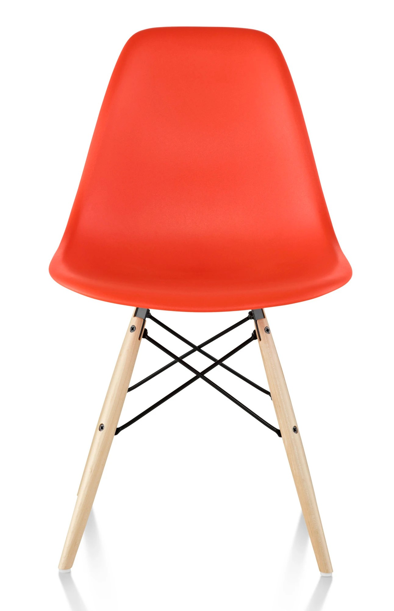 eames bucket chair office cylinder removal tool herman miller molded plastic side gr shop