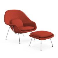 Knoll Eero Saarinen - Womb Chair and Ottoman - GR Shop Canada