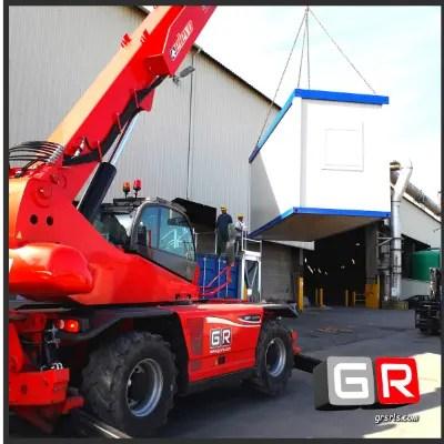imprese edili reggio emilia montaggio cabina di monitorazione