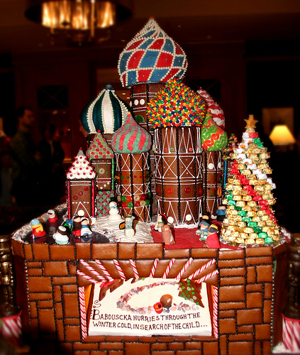 Elegant Extreme Gingerbread House Ideas House Interior