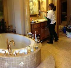 Bathroom Cleaning Services Bathrooms