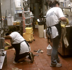 Fantastic Restaurant Cleaning Service And Commercial