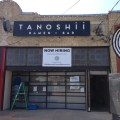 Tanoshii Restaurant - Bar Post Construction Cleaning in Downtown Dallas, Texas