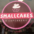 Smallcakes Bakery Art Design and Art Painting at Mockingbird Station in Dallas, Texas