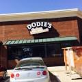 Phase 1 Dodie's Restaurant Kitchen Post Construction Clean-Up Service in Addison, Texas.