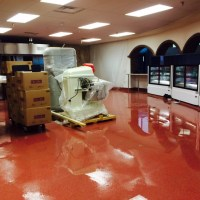 Grocery Store Phase IV Post Construction Cleaning Service in Dallas, TX