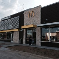 McDonald's Fast Food Chain Post Construction Cleaning in Frisco, TX