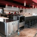 Phase 1 Hopdoddy Restaurant/ Bar Post Construction Cleaning Service in Dallas, Texas