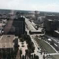 Luxury Apartment Post Construction Cleaning at the New Museum Tower in Dallas Downtown, Texas