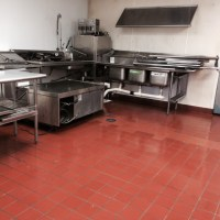 TJ Seafood Uptown Restaurant Kitchen Deep Cleaning Service in Dallas, TX